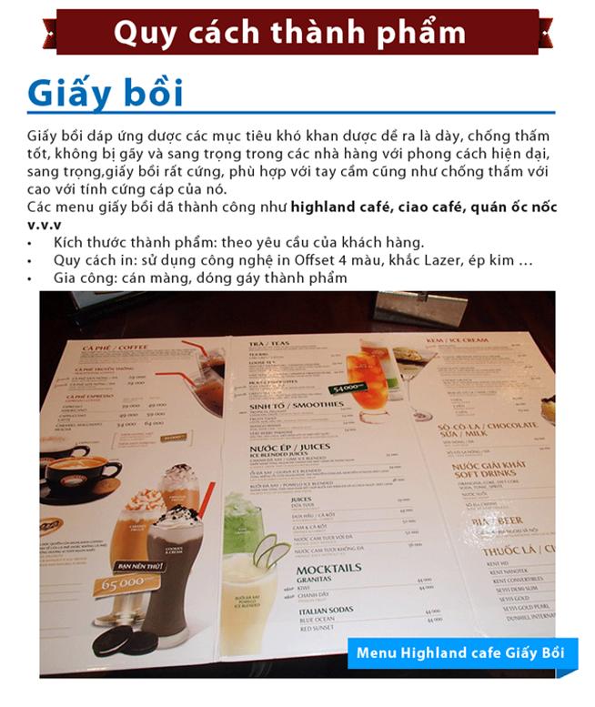 Phạm Khôi chuyên thiết kế in ấn Menu nhà hàng - 10