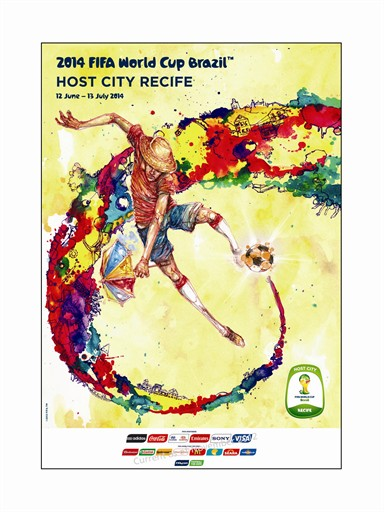 poster world cup 2014